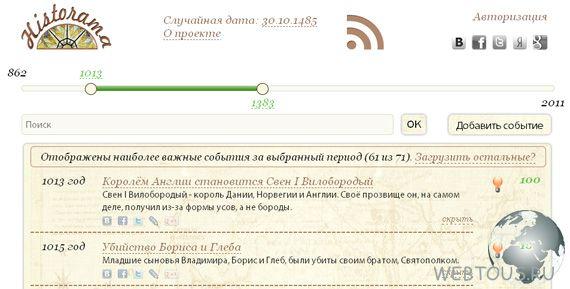 историческая энциклопедия онлайн
