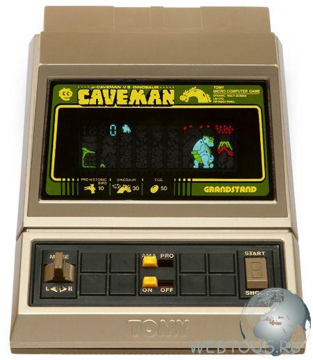 старые электронные игры