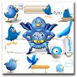 все иконки twitter