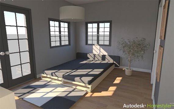 визуализация интерьера в 3d