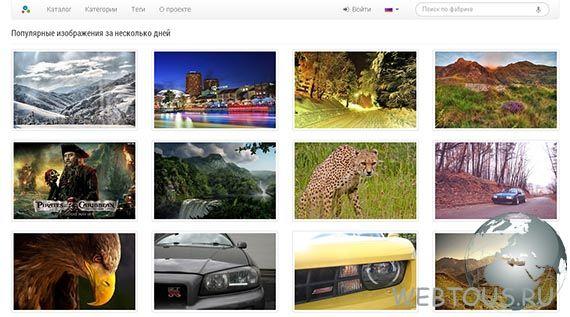 сайт picsfab.com