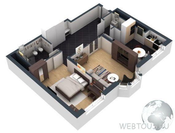 сделать дизайн проект дома - фото 6