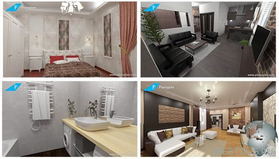 Дизайн квартир-онлайн