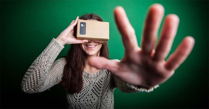 виртуальная реальность и интерьер