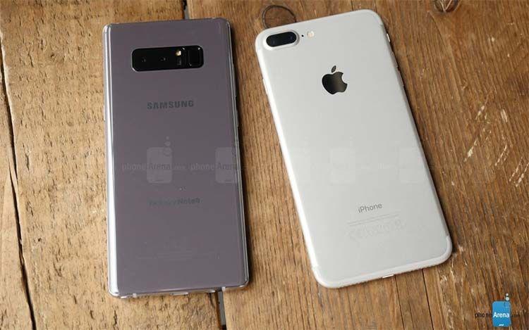 сравнение смартфонов