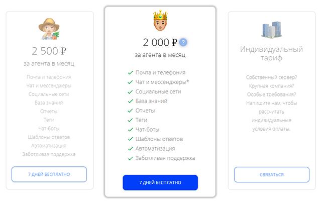 usedesk стоимость тарифов