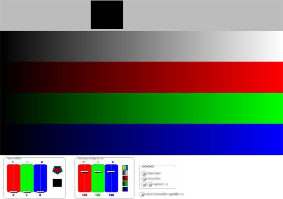 trailing monitor test