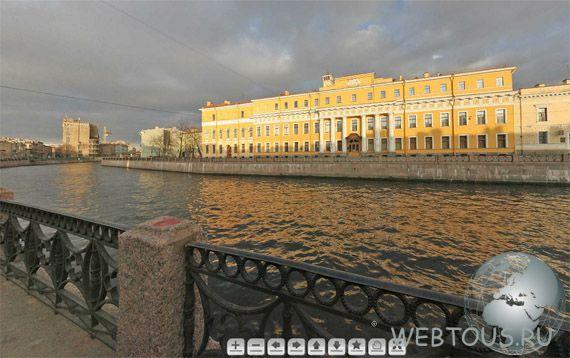 Юсуповский дворец, Санкт-Петербург
