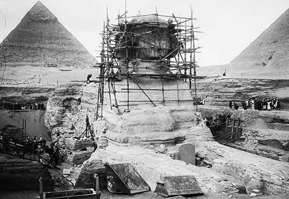 фото экспедиций в Египет