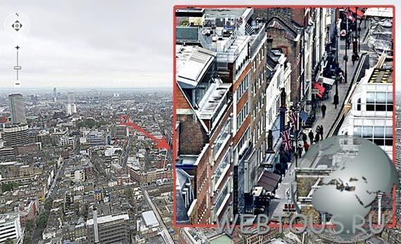 Лондон в потрясающей детализации