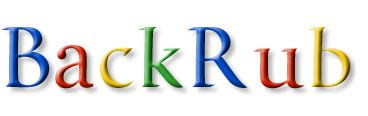 backrub - google