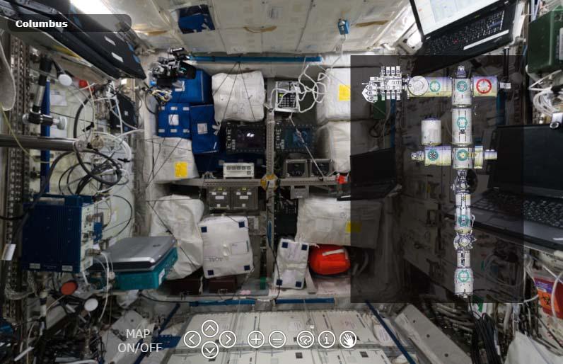 модули МКС