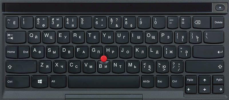 раскладка кнопок у леново