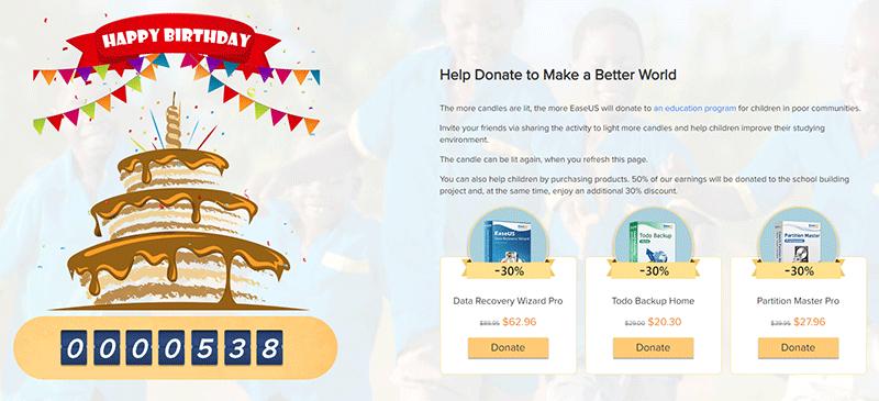 благотворительная акция для детей