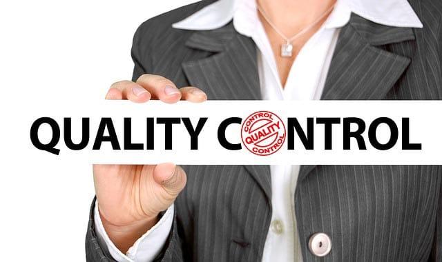 контроль качества продукта