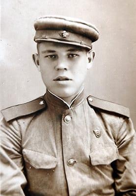 мой дедушка - ветеран Великой Отечественной Войны