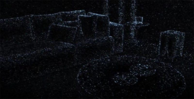 создание 3д-карты помещения