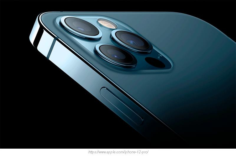 iphone12 со сканером лидар