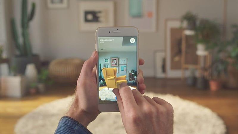 приложение place для подбора мебели