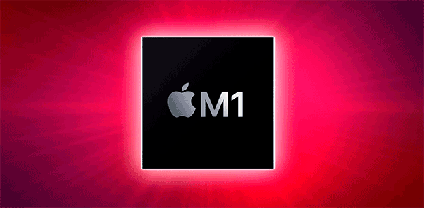 чип M1 Apple